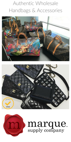 Marque Supply Company Authentic Wholesale Luxury Handbags