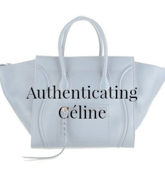 Authenticating Celine