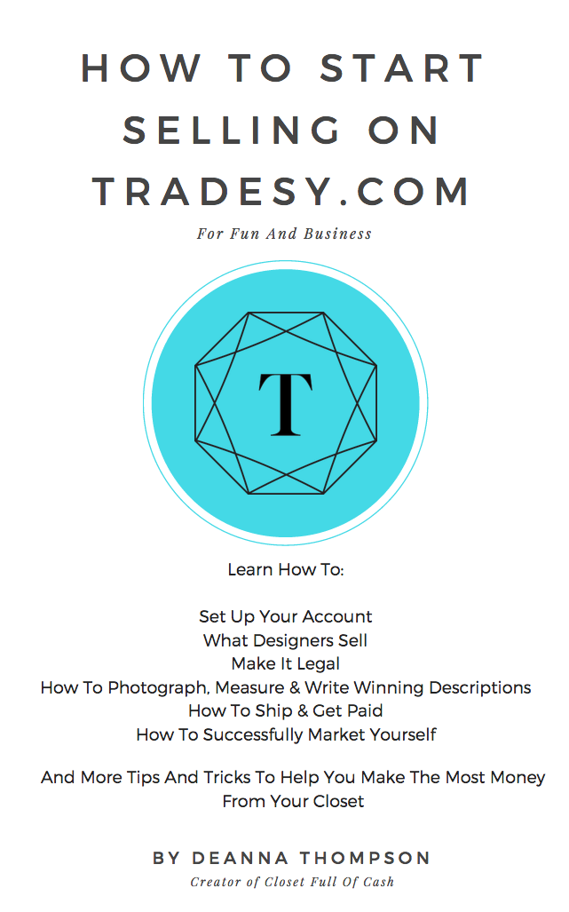 How To Sell On Tradesy.com
