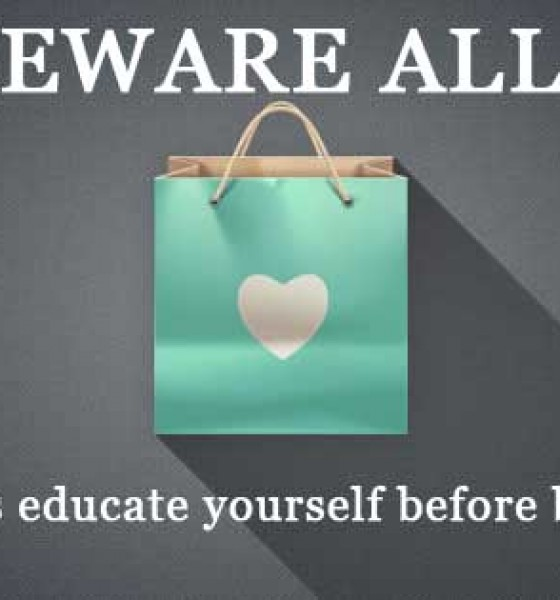 Buyer Beware…