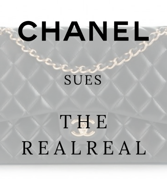 The RealReal Sued by Chanel