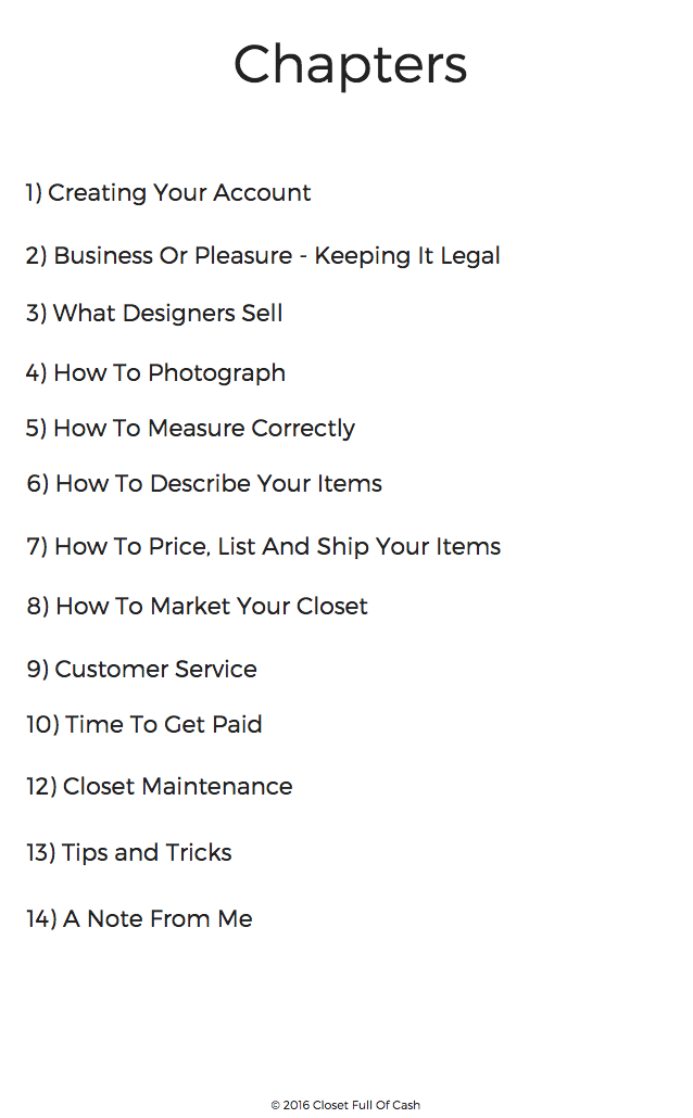 chapter-list-how-to-start-selling-on-tradesy-com