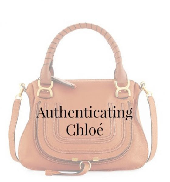 Authenticating Chloé