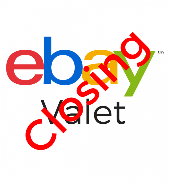 Ebay Discontinues Valet Program