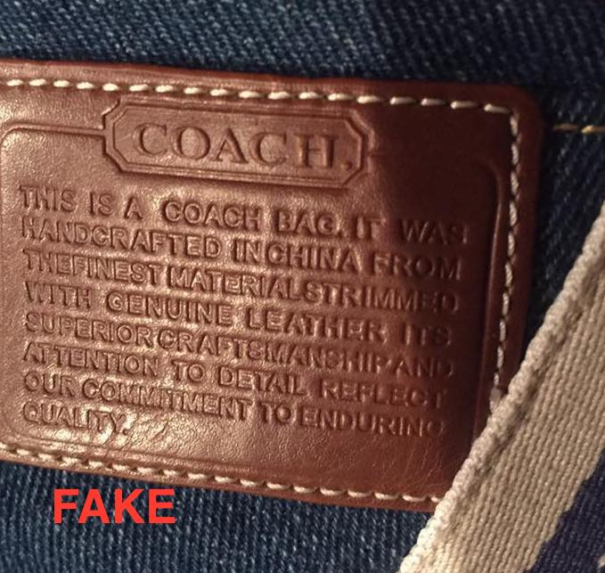 Coach Sunglasses Serial Number Check