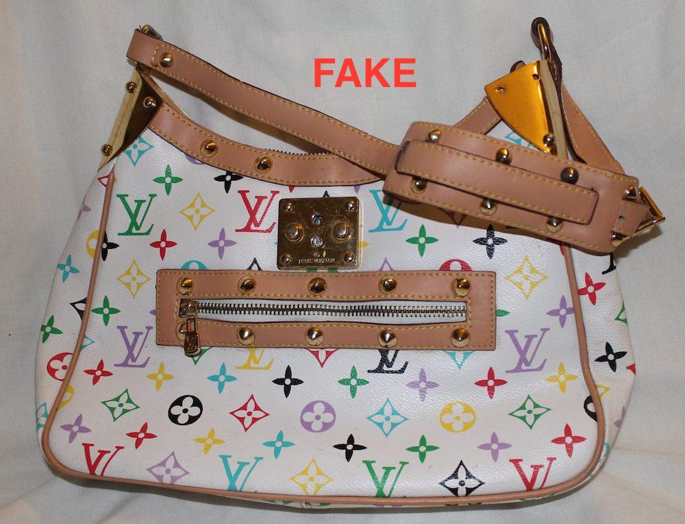 fake white louis vuitton bags
