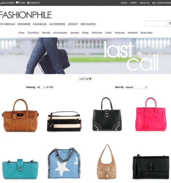 New At Fashionphile – Last Call