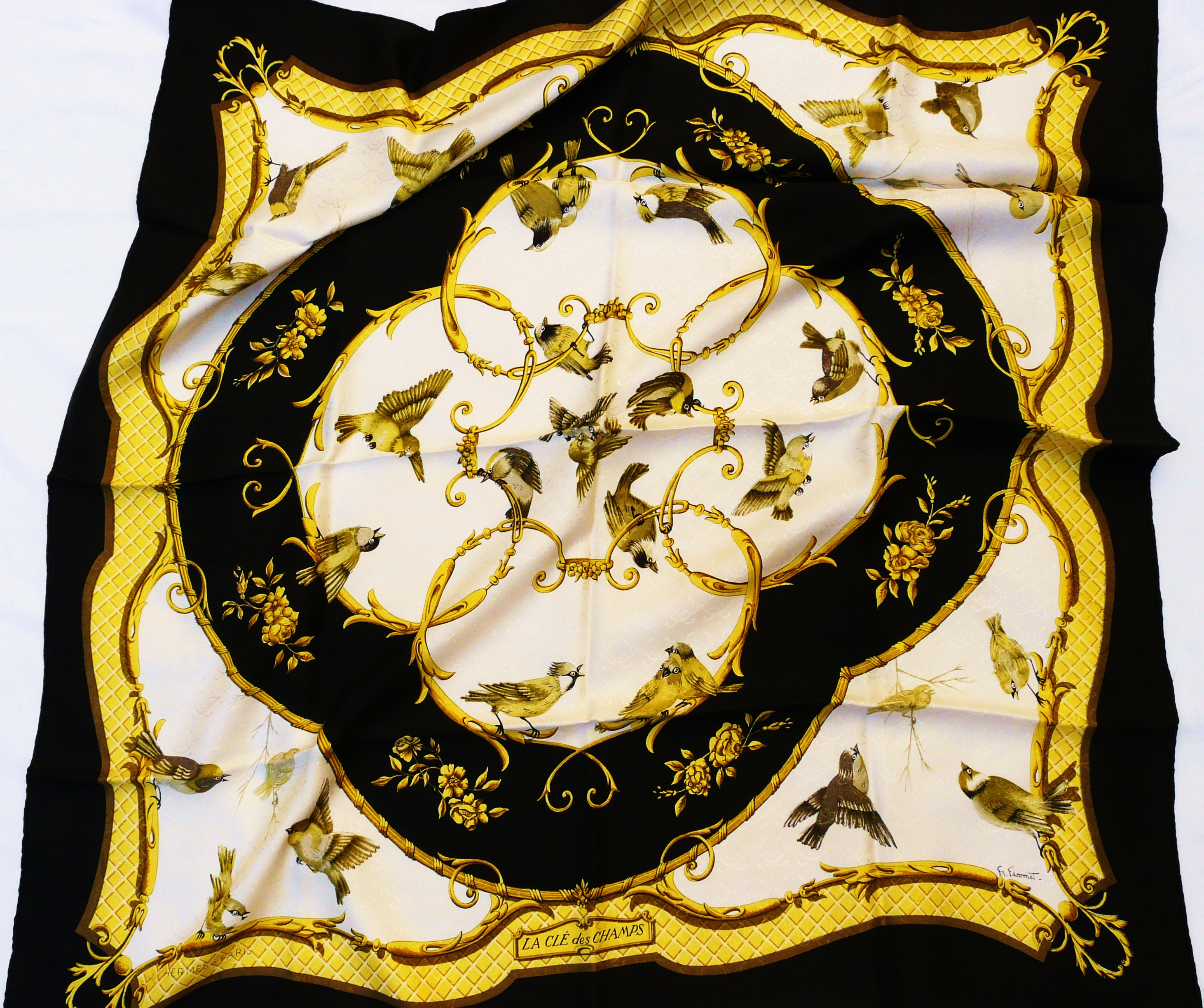 what s your hermes scarf worth closet of