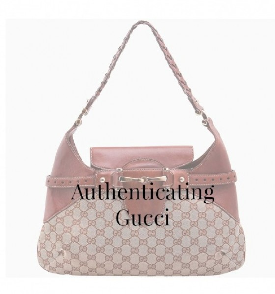 Authenticating Gucci
