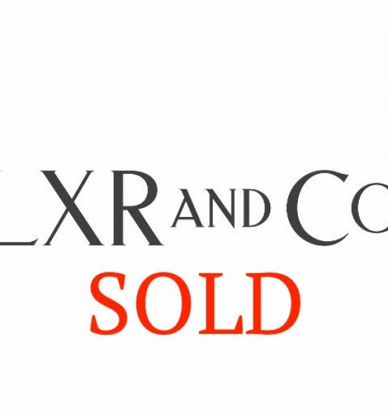 LXR&CO Has Been Sold