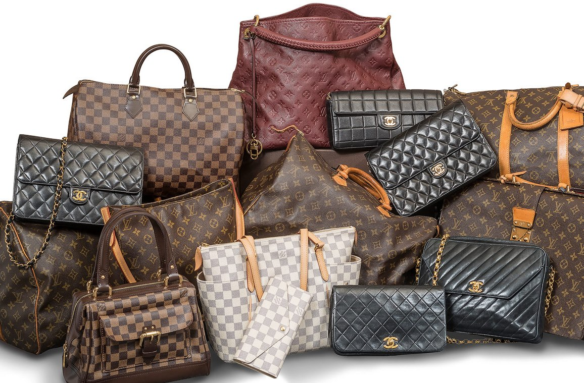 Buying Luxury Handbags At Pawn Shops Closet Full Of Cash