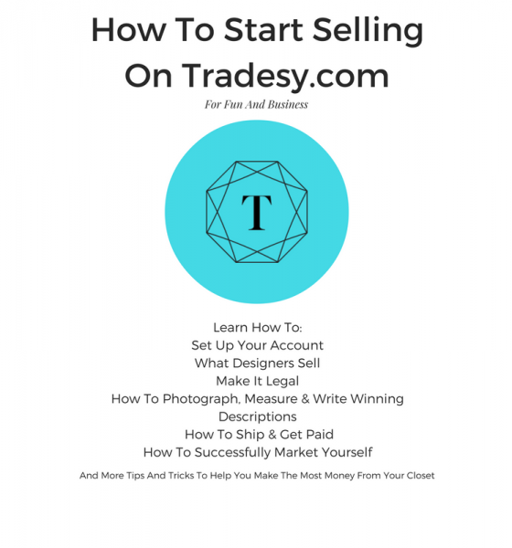 Learn How To Sell On Tradesy
