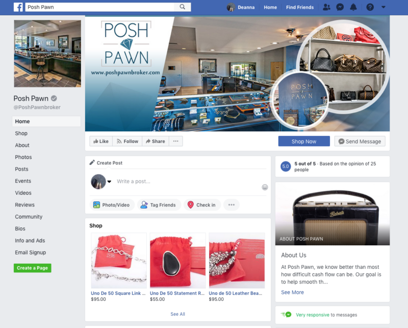 COnnecting Facebook to Instagram to sell products