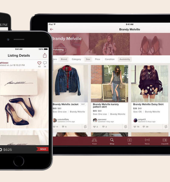 Poshmark Raises Another $87.5 Million