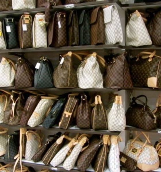 The SCARY Truth About Counterfeit Luxury Goods via Yoogi's Closet