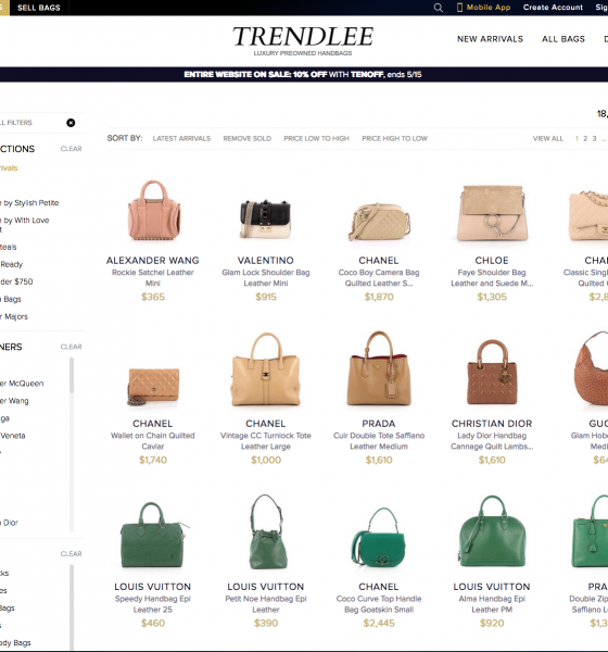 Q & A With Trendlee's Co-Founder Charles Gorra